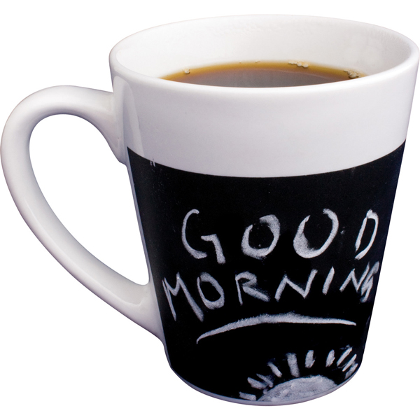 Blackboard Message Mug