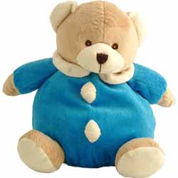 Nursery Bear Blue