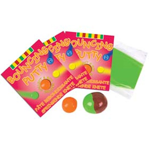 Bouncing Putty - Bouncing Gifts