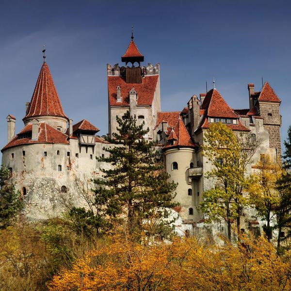 Four Night Draculas Castle Adventure In Romania