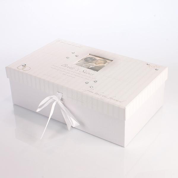 Bride Keepsake Shoebox - Keepsake Gifts