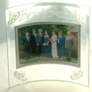 Bridesmaid Photo Frame
