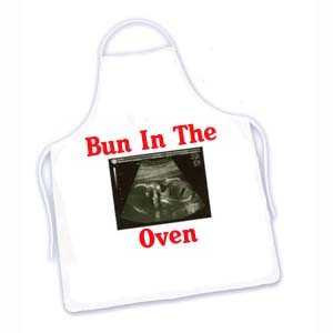 Baby Ultrasound Apron