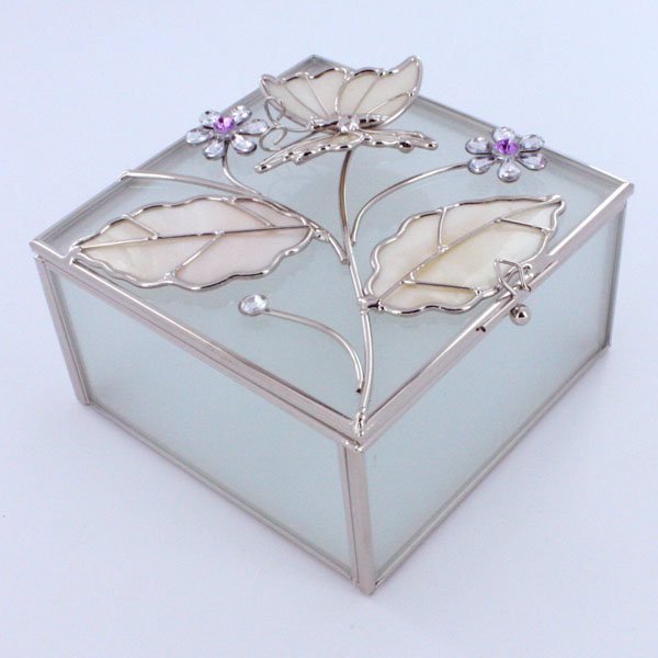Butterfly Jewel Box - Butterfly Gifts
