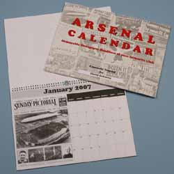 Personalised Football Calendar QPR