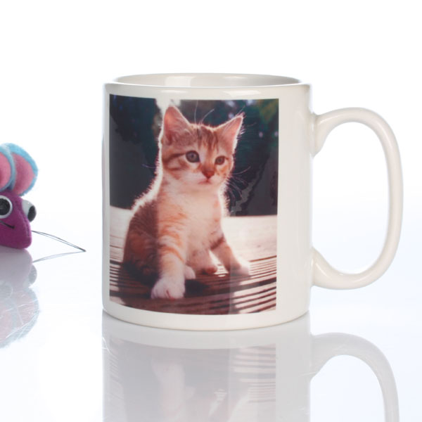 Personalised Photo Mug - 21st gift