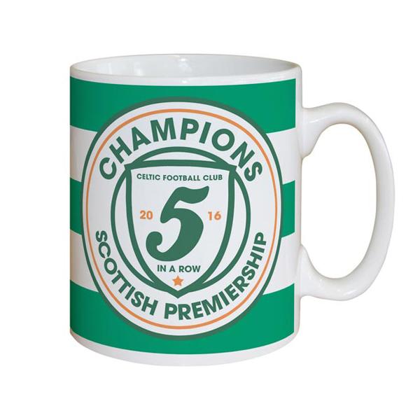 Personalised Celtic Dressing Room Mug - Celtic Gifts