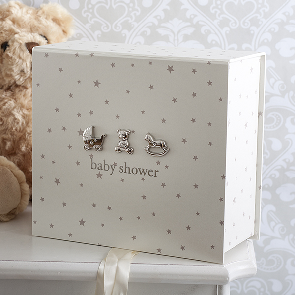 Bambino Baby Shower Keepsake Box