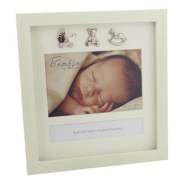 hospital baby bracelet keepsake display box