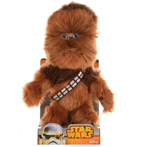 Star Wars 10 Chewbacca Soft Toy
