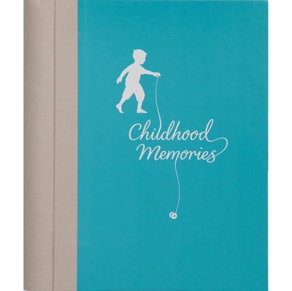 Childhood Memories File - Boy - Memories Gifts