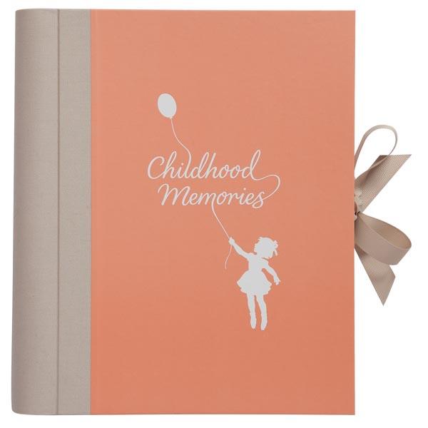 Childhood Memories File - Girl - Memories Gifts