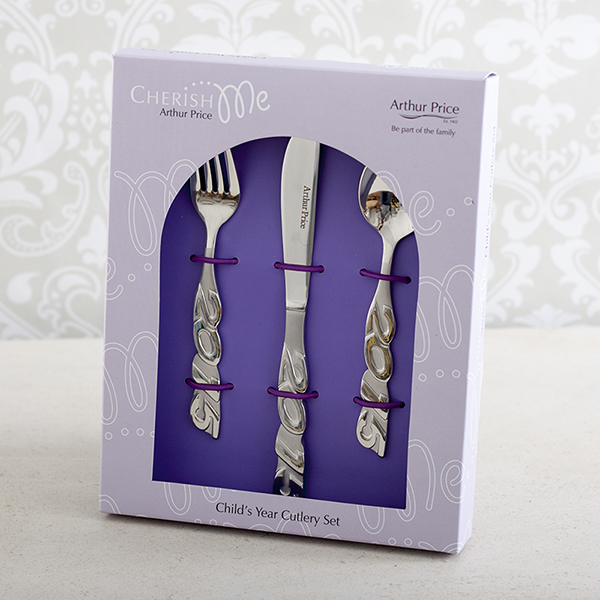 Born in 2015 Personalised Child's Cutlery Set - Cutlery Set Gifts