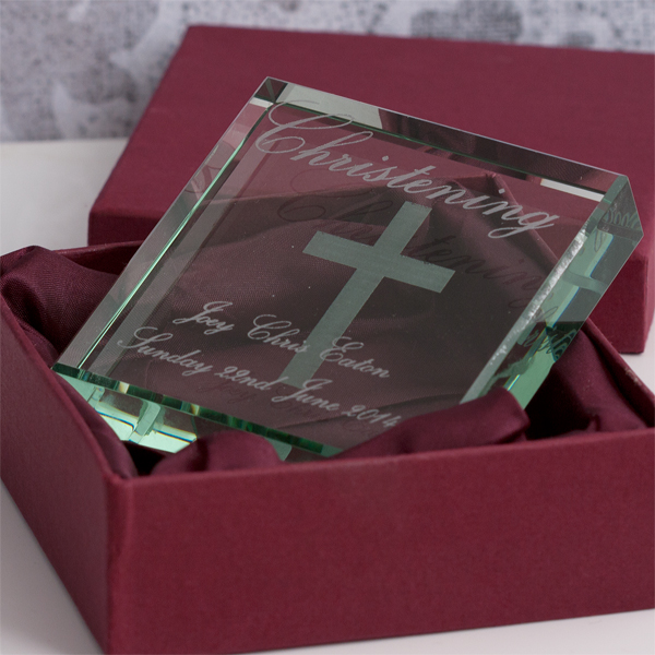 Christening Keepsake - Christening Gifts