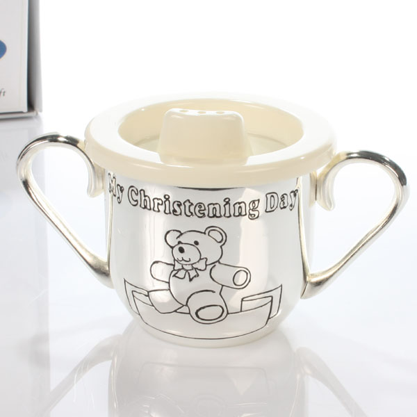 My Christening Day Baby Cup - Christening Gifts