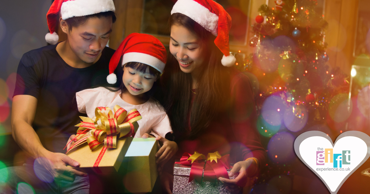 Christmas Gifts To Entertain The Whole Family | The Gift Experience