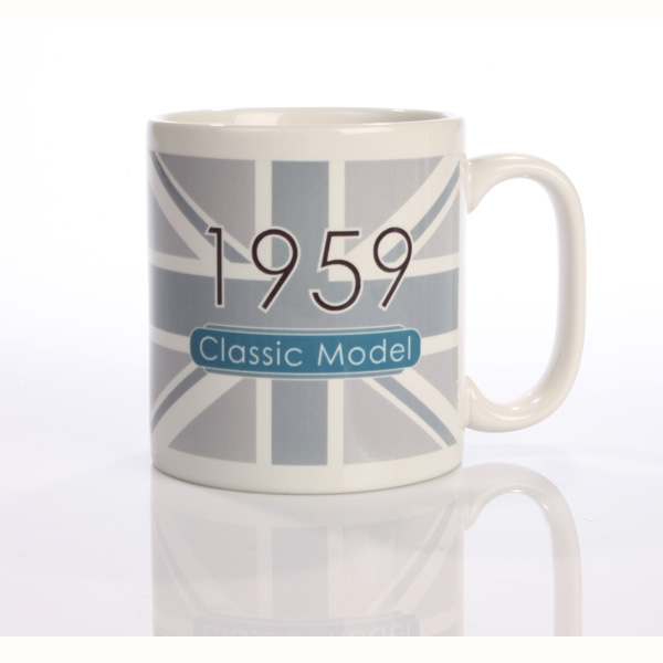 Union Jack Vintage Year Mug - Union Jack Gifts