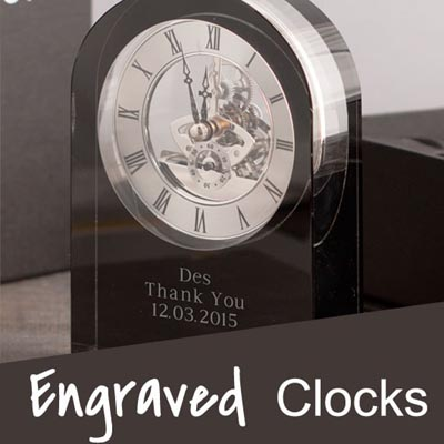 Personalised Clocks