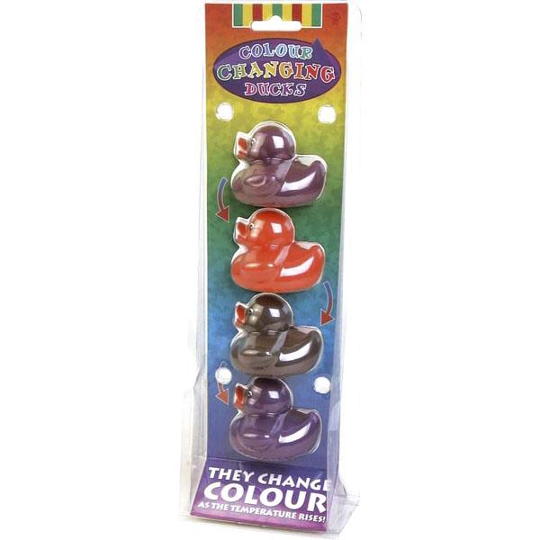 Colour Changing Ducks