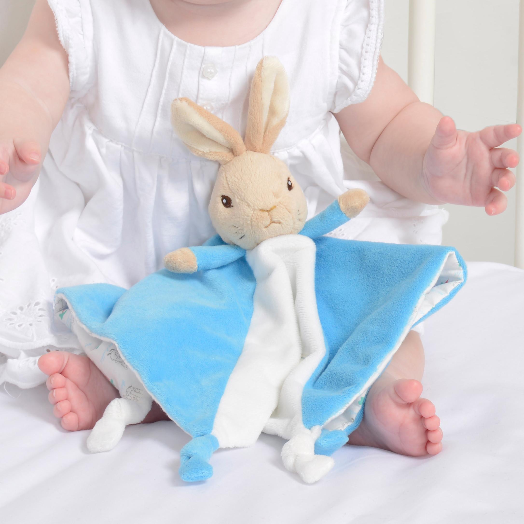 Peter Rabbit Comfort Toy - Peter Rabbit Gifts