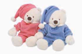 Bedtime Bear Blue