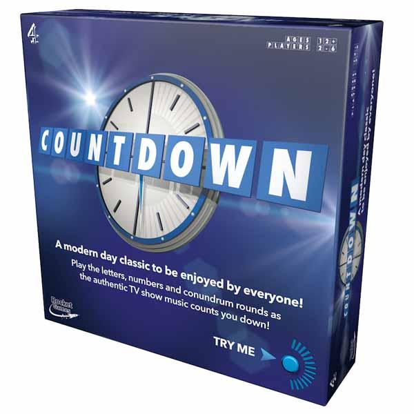 Countdown Board Game - Board Game Gifts