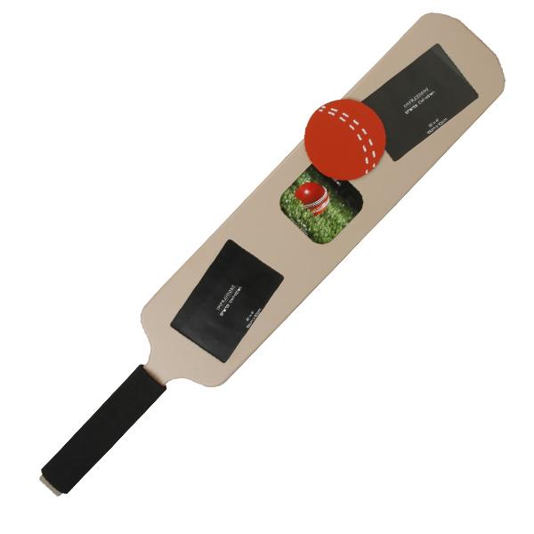 Cricket Bat Photo Frame - Cricket Gifts
