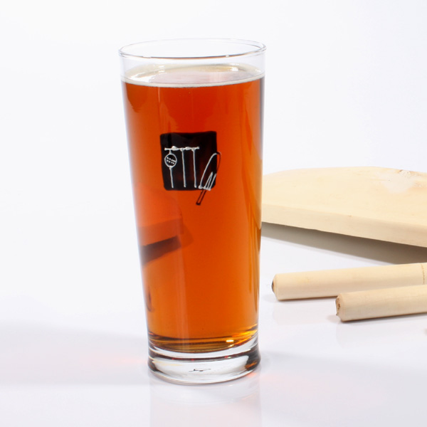 Cricket Pint Glass - Cricket Gifts