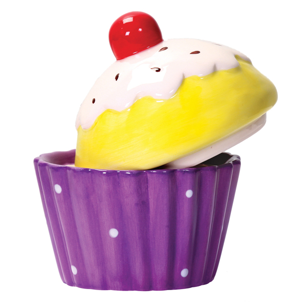 Cupcake Trinket Box - Cupcake Gifts