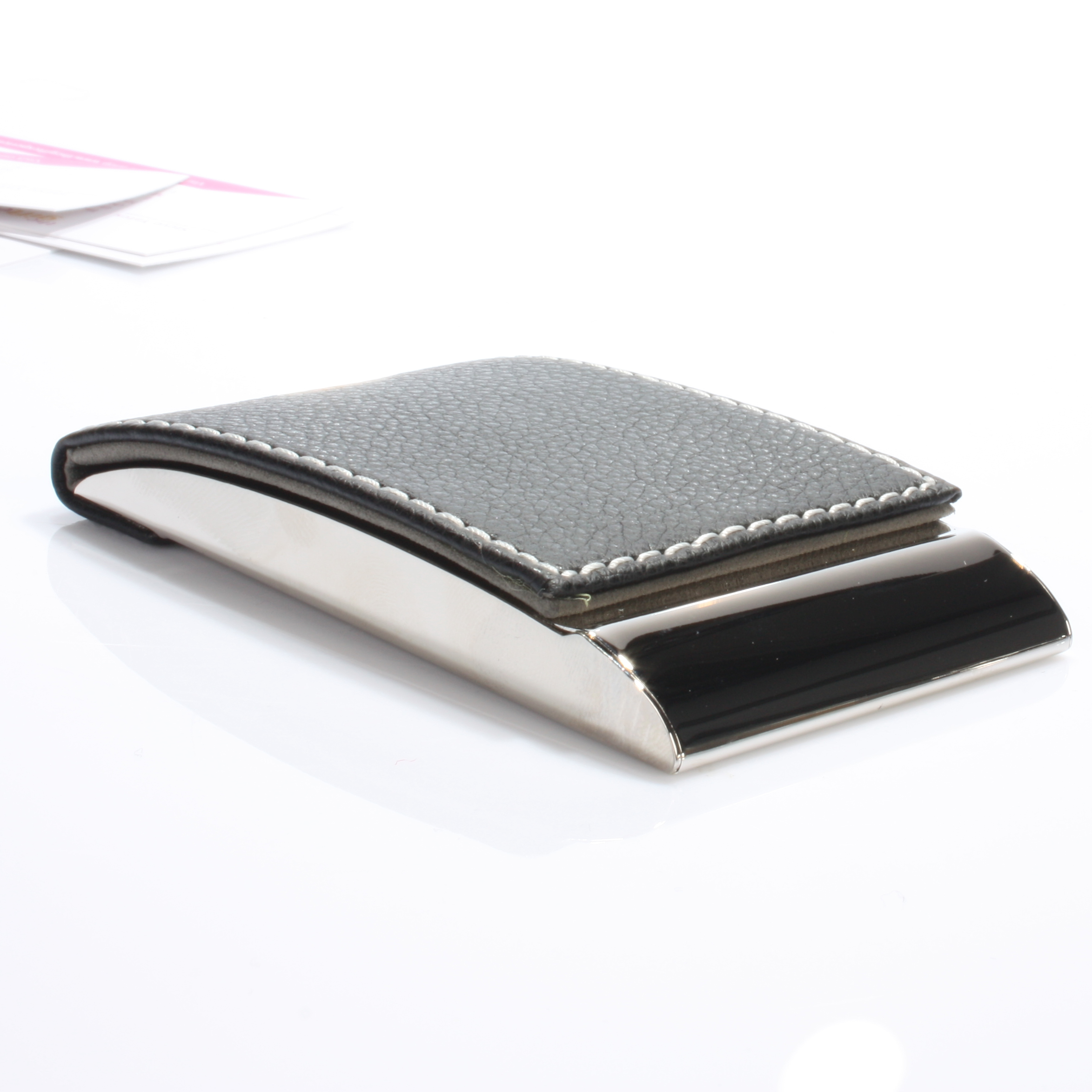 Buy cheap Leather business card case pare products