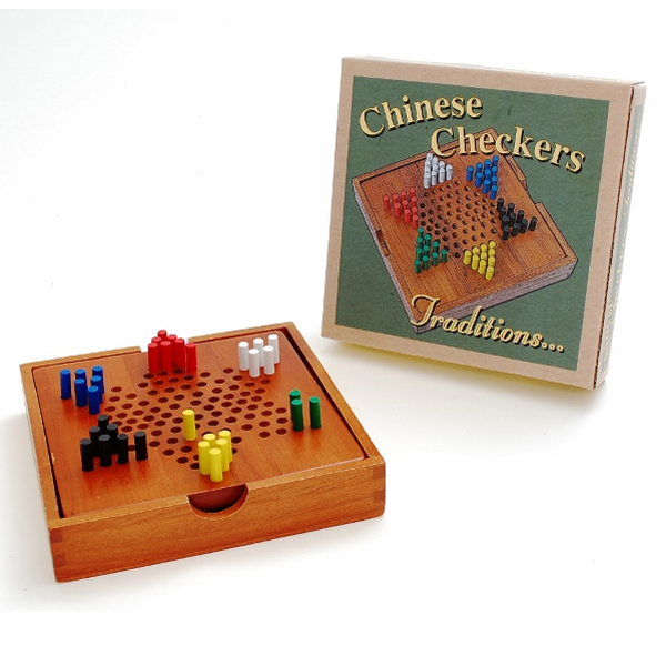 Chinese Checkers - Chinese Gifts