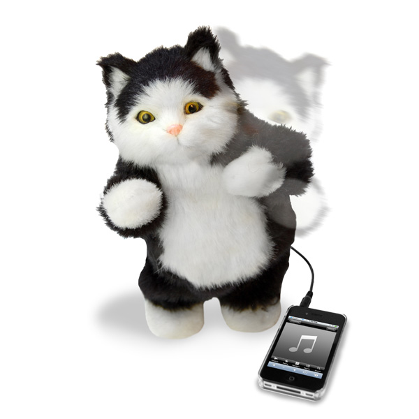 Dancing Cat Speaker - Dancing Gifts