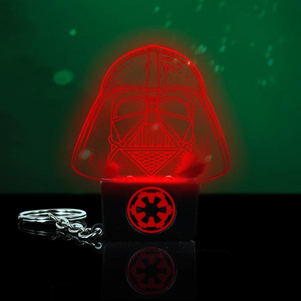 Star Wars Darth Vader Keyring Light - Keyring Gifts