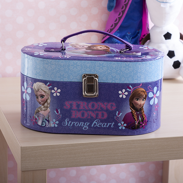 Disney Frozen Oval Vanity Case - Disney Gifts