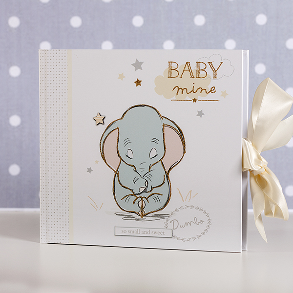 The Gift Experience Disney Baby Mine Dumbo Photo Album