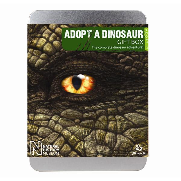 Adopt a Dinosaur - Dinosaur Gifts