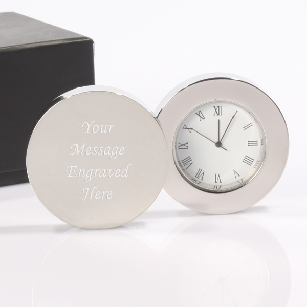 Personalised Disk Clock
