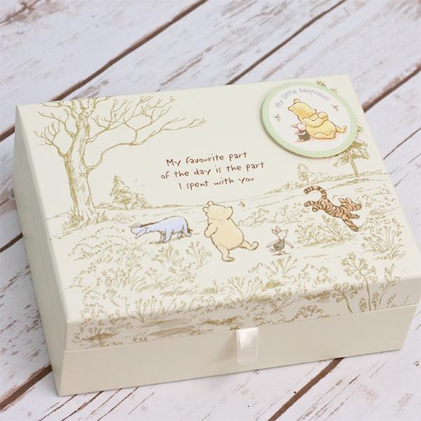 Disney Classic Pooh Heritage Keepsake Box - Keepsake Gifts