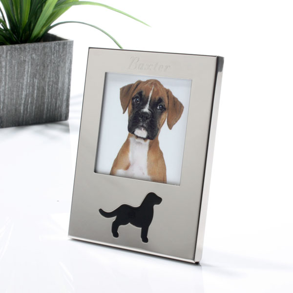 Mini Personalised Dog Frame - The Gift Experience Gifts