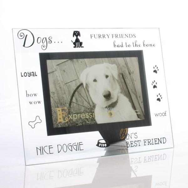 Dog Photo Frame - Photo Frame Gifts