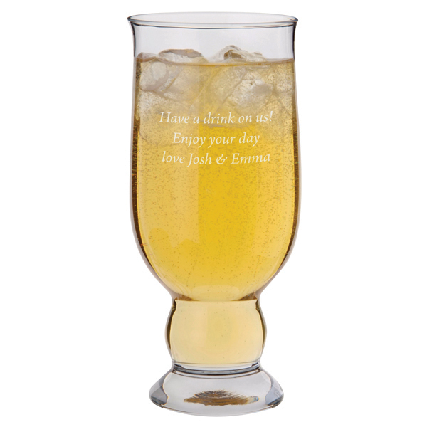 Personalised Dartington Ultimate Cider Glass - Cider Gifts