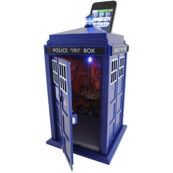 Dr Who Tardis Smartsafe
