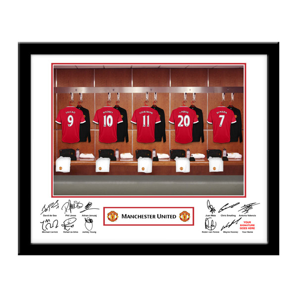 personalised-manchester-united-dressing-room-framed-photo