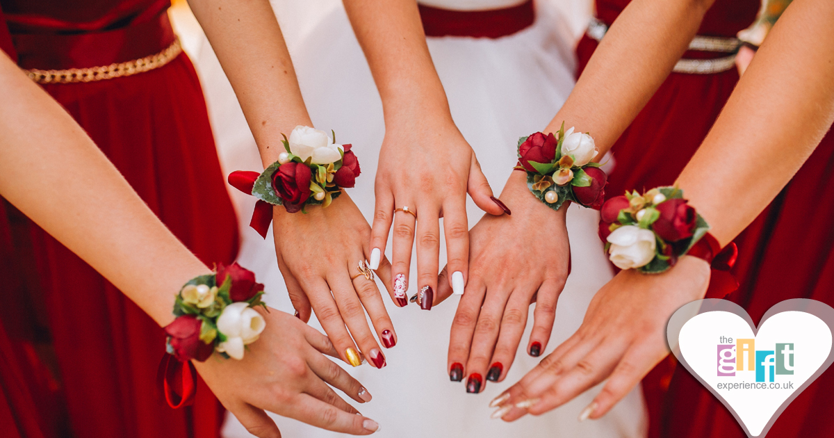 how to ask wedding party