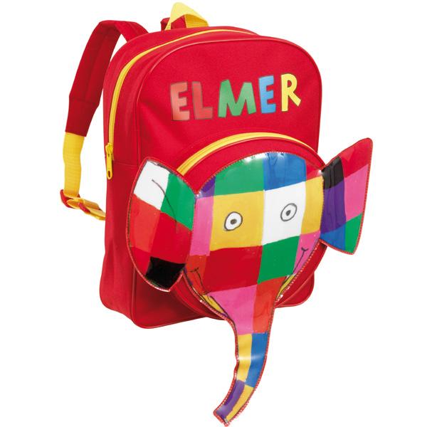 Elmer Backpack - Elmer Gifts