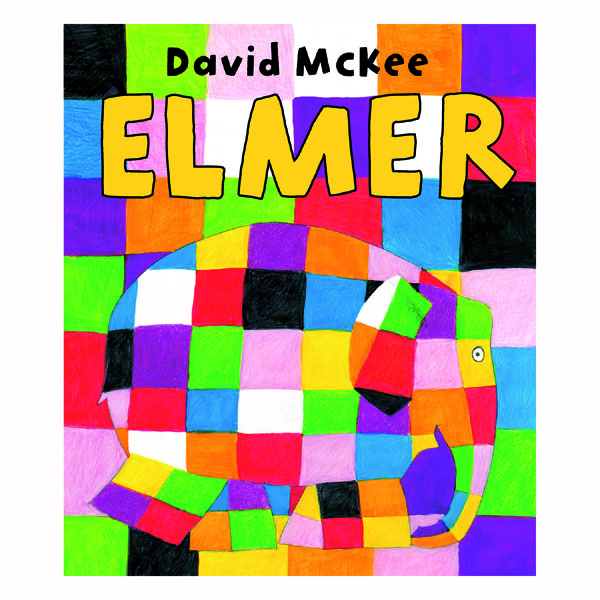Elmer Paperback - Elmer Gifts