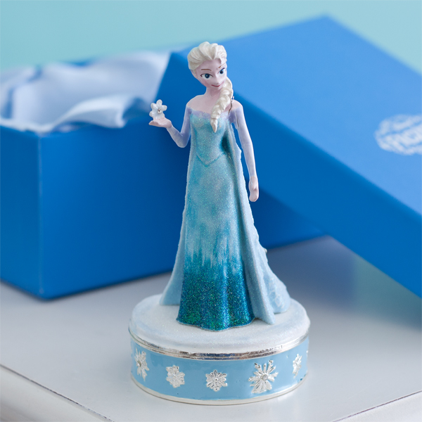 Disney Frozen Elsa Trinket Box - Elsa Gifts