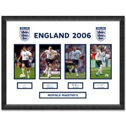 England's Midfield Maestro