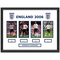 England's Defensive Guardians