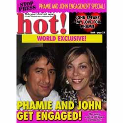 Engagement Magazine Cover